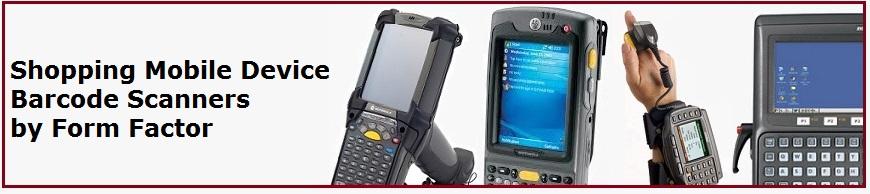 mobilebarcodescannersformfactor